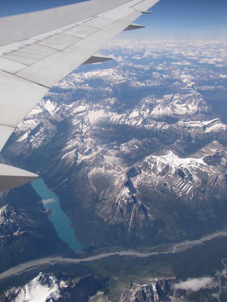 Canada, Flight KL6023 A'dam - Seattle