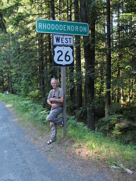 city Rhododendron, Washington