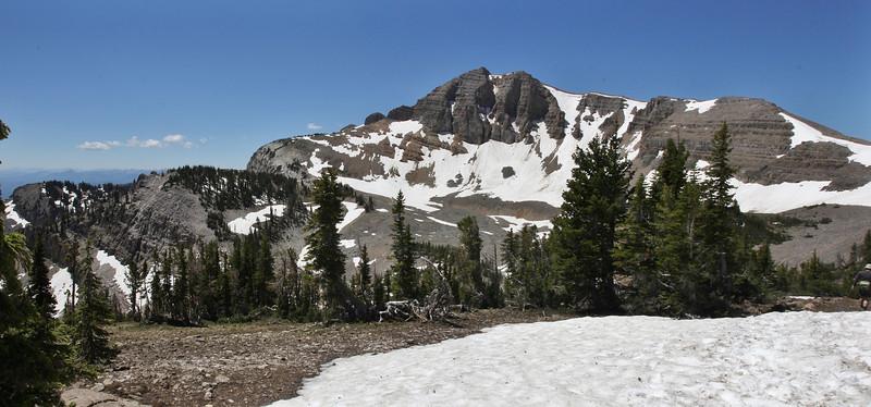 Landscape, Bridger-Teton National Forest