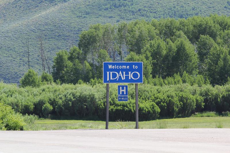 State Idaho, ID.