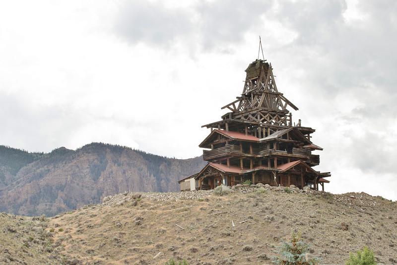 Uranium Mines, Cody, Buffalo Bill State Park, WY