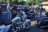 Harley Davidson motorclub, Days Inn, Dogden, Utah