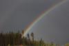 Rainbow near Granby, CO