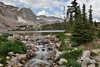 Lake Marie, Medicine Bow National Forest.