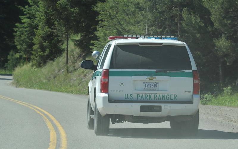Park Ranger surveillances