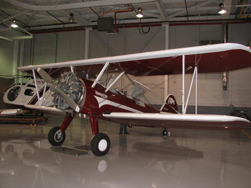 Biplane (Mississippi State University)