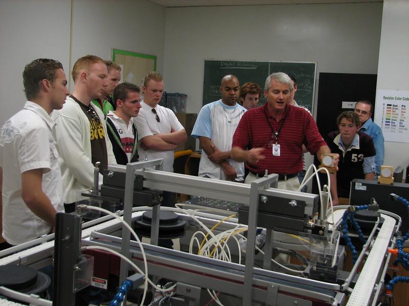 Automation & Control (Del Faulkner, EMCC Mayhew MS)