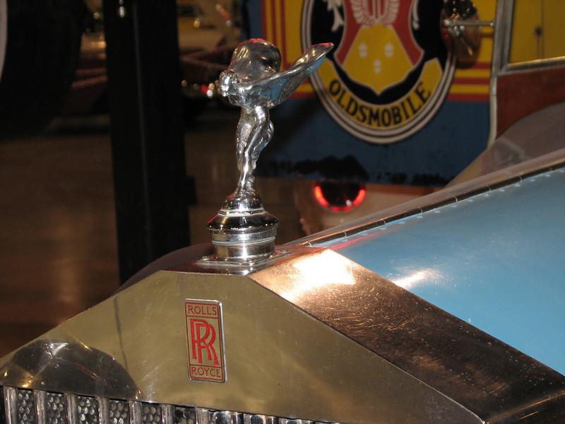 Rolls Logo (Automobile Museum)