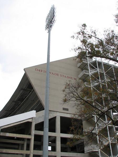Davis Wade football stadion (Starkville MS)