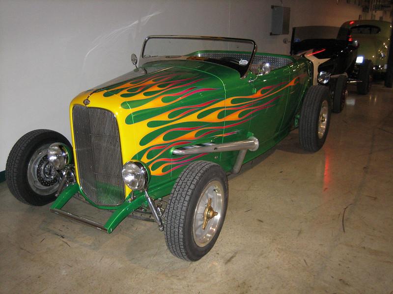 hotrod (Automobile Museum Tupelo MS)
