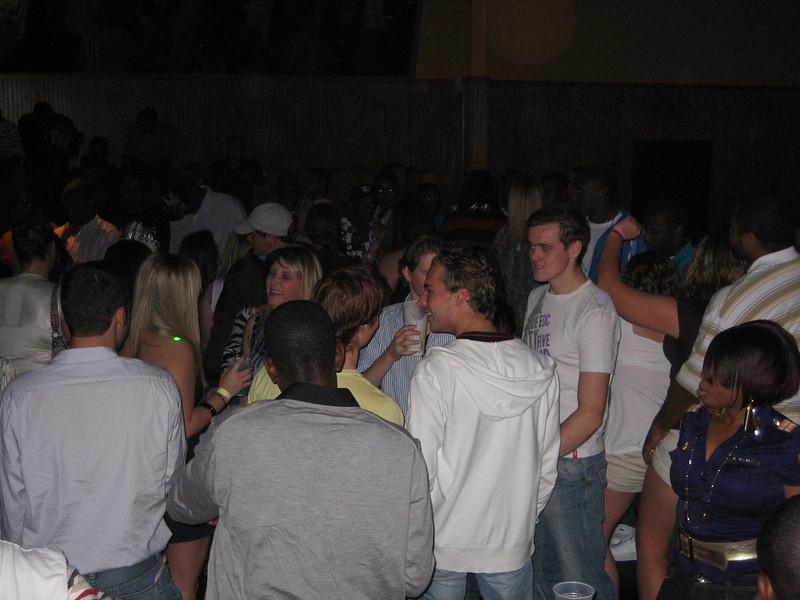 Party time (Starkville)
