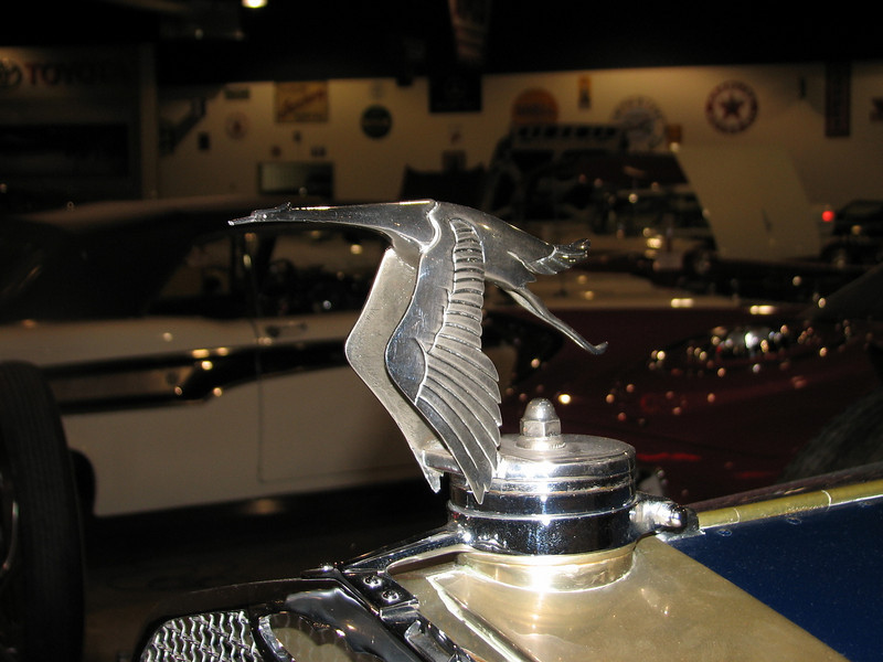 brand logo (Automobile Museum)
