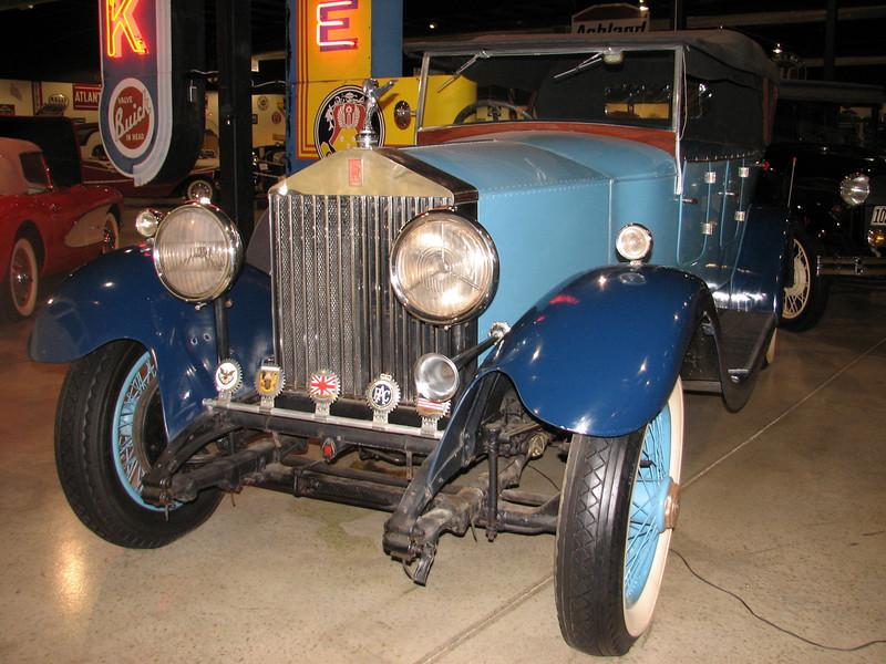 Rolls Royce (Automobile Museum)