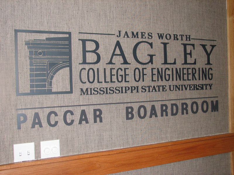 Paccar Boardroom (Mississippi State University)