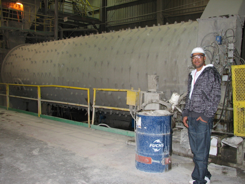 Emile (Holcim cement industry)