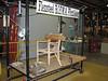 durability test (FlexSteel furniture factory)