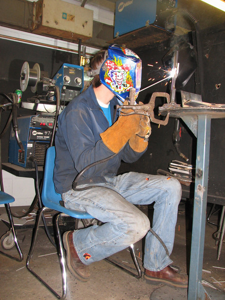 Welding Program (EMCC by Ricky Collier)