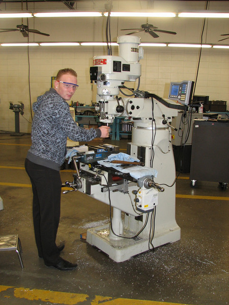 Jimmy (millingmachine in the Machine Tool Operation program by Steve Malone)