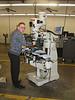 Jimmy (millingmachine in the Machine Tool Operation program by Steve Malone)