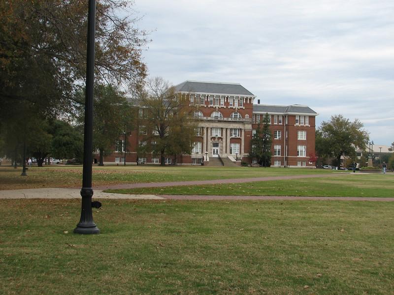 Mississippi State University (Starkville MS)