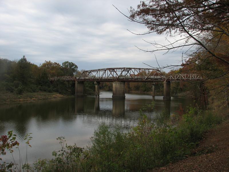 the old turn-bridge of Columbus (Columbus MS)