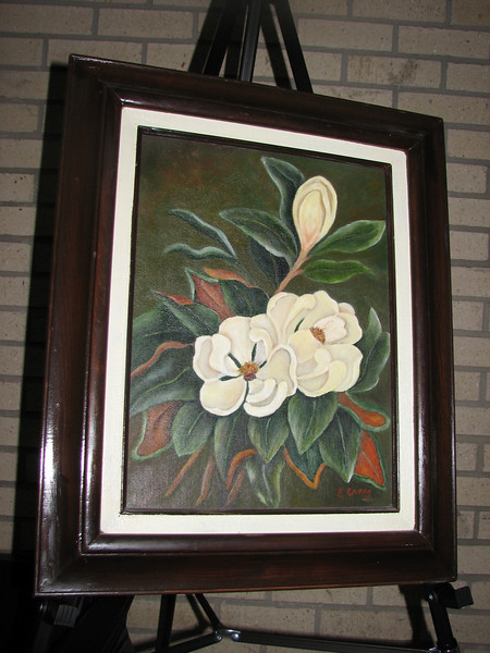 The Magnolia, the flower of MS (EMCC Mayhew MS)
