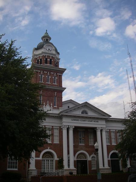 (Columbus MS, old town)