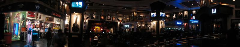 Interior (Hard Rock Cafe Atlanta)