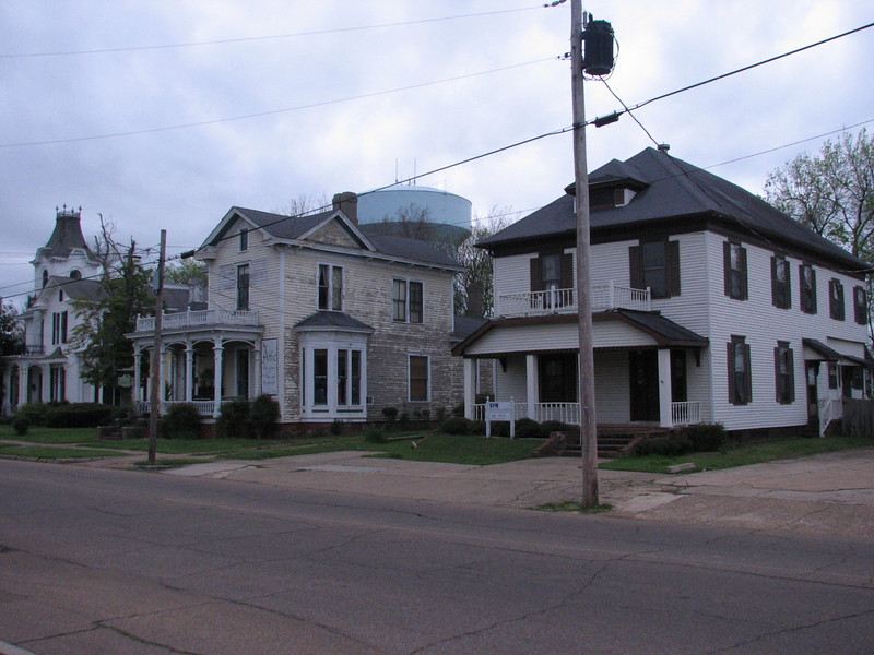 Columbus MS, old town