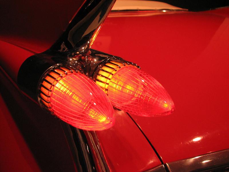 Elvis car/motor-museum (Memphis, TS)