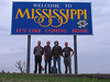 Mississippi USA (Peter,Tinus, Alain and Marijn)