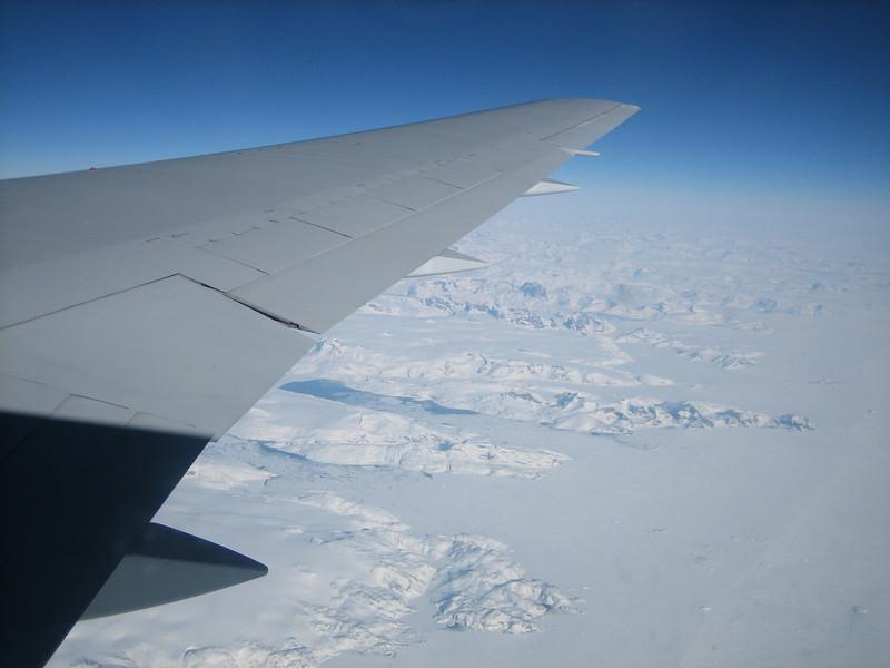 Canada  (Flight Dusseldorf - Atlanta)