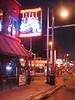 Beale street, Downtown (Memphis, TS)