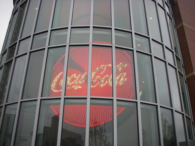 Coca Cola museum (Atlanta)
