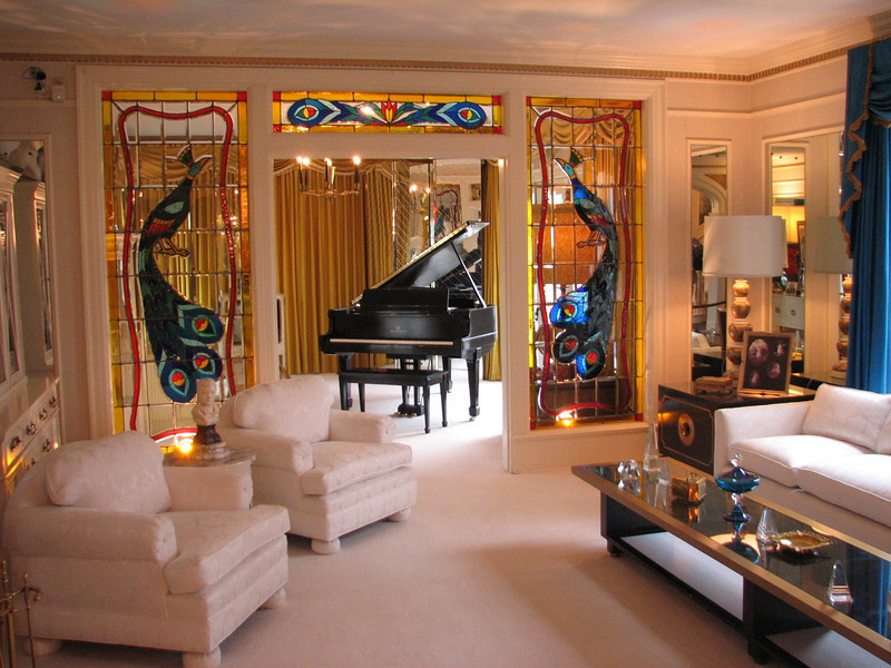 Interior Elvis home (Memphis, Tennessee)
