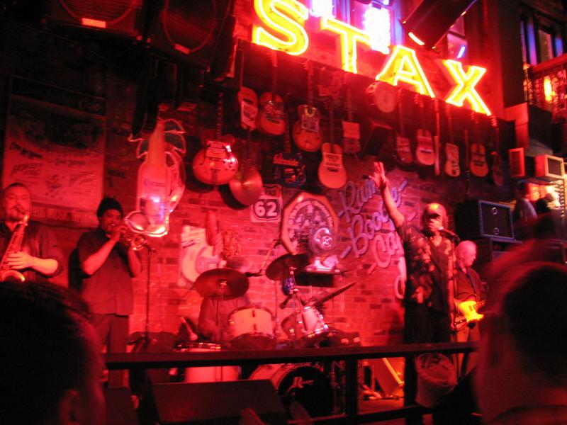 Live music (Memphis)