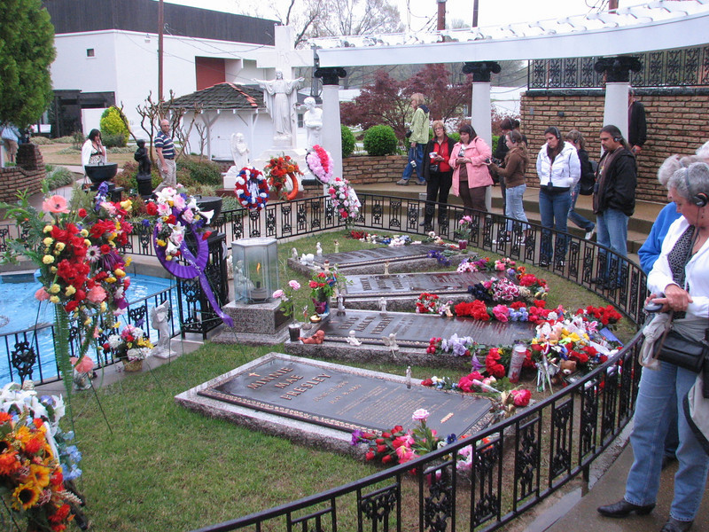 Graves Presley family (Memphis, TS)