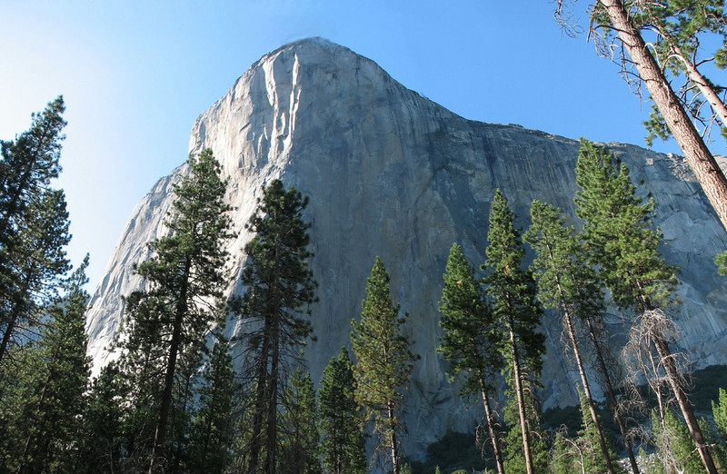 panorama El Capitan Yosemite 1bew.
