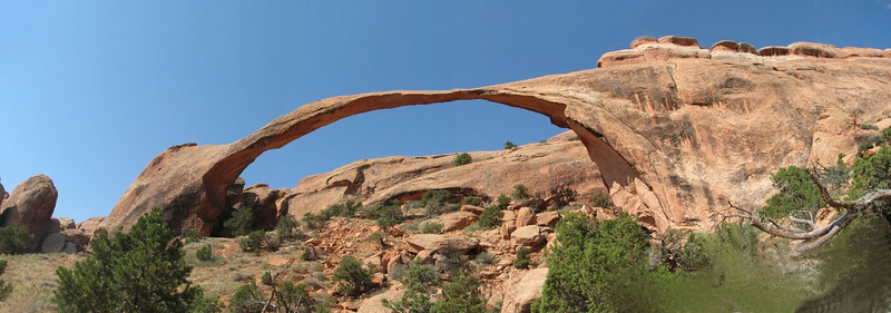 Landscape Arch (Arches National Park)