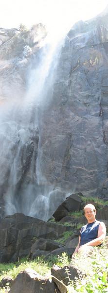 panorama waterval Yosemite 2 Jeroen.bew