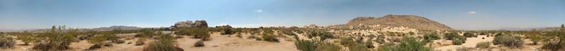 panorama desert.joshuatree nat.park.bew