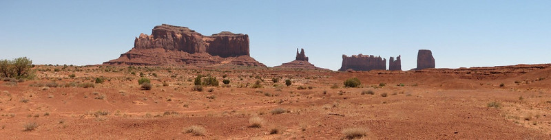 panorama Monument Valley 4
