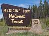 Medicine Bow sign