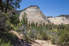 Mesa, erosion pattern of Navajo sandstone