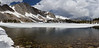 Brilliant Lake and Medicine Bow