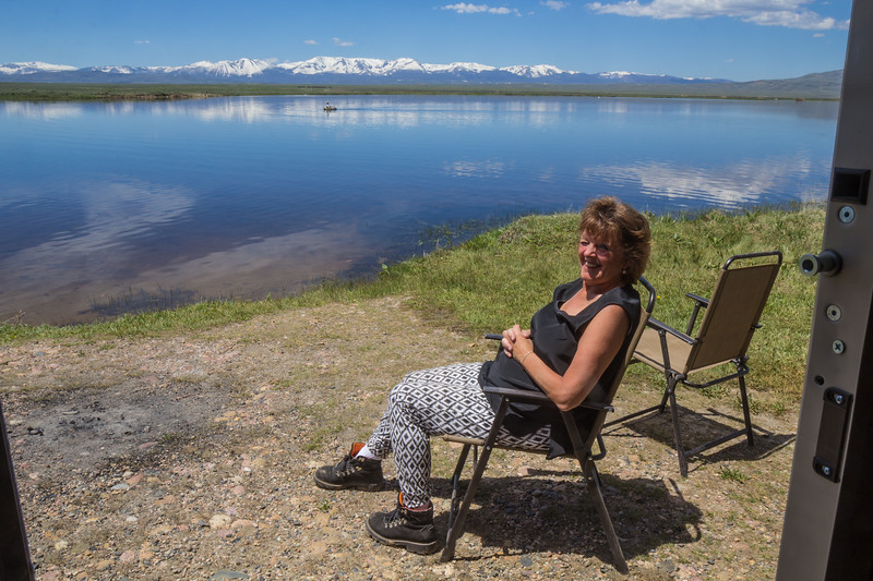 Cowdrey Lake