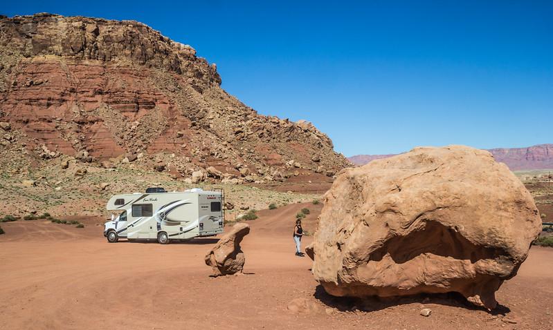 Kayenta,           Black Mesa, Arizona