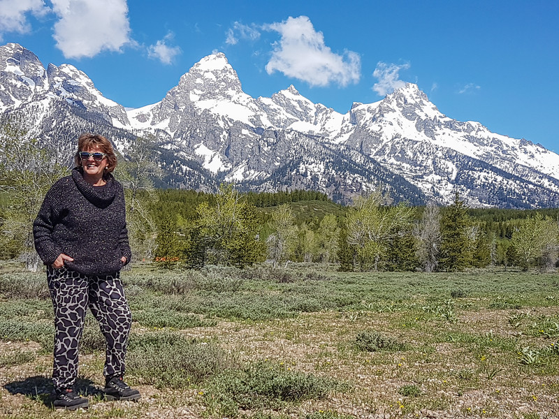 Grand Teton >4000m, Mount Owen and Teewinot Mountain