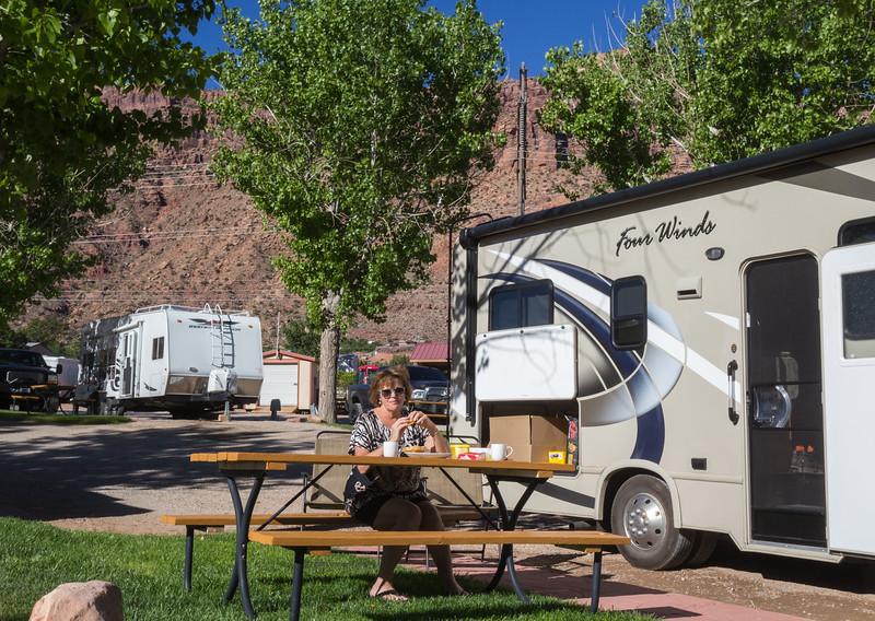 Spanisch Trail RV camp