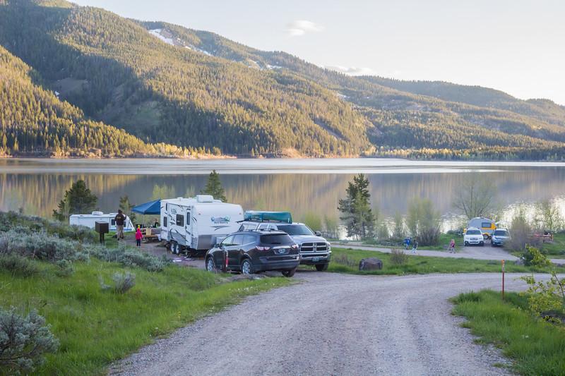 RV-campground Atherton Creek